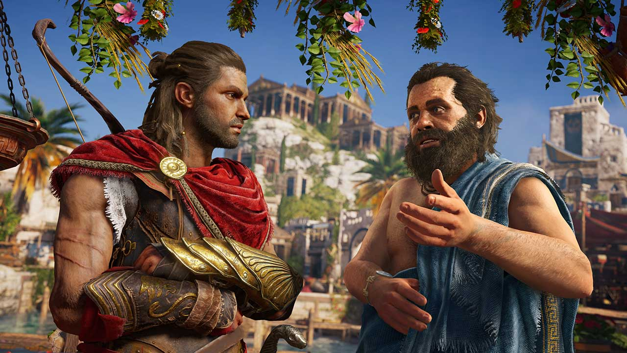 Assassin S Creed Odyssey Alexios Or Kassandra Attack Of The Fanboy