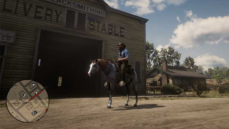 Red Dead Redemption 2 Where to Buy Arabian Horse - Attack of