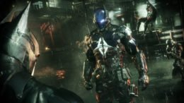 Arkham Knight PlayStation Hits