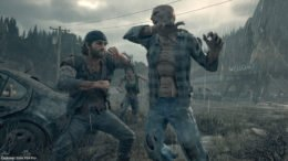 Days Gone April release date