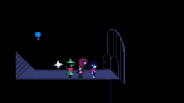 Deltarune secret boss