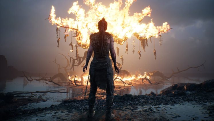 Hellblade physical copies