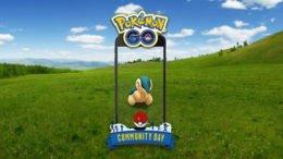 Pokémon Go Cyndaquil Community Day