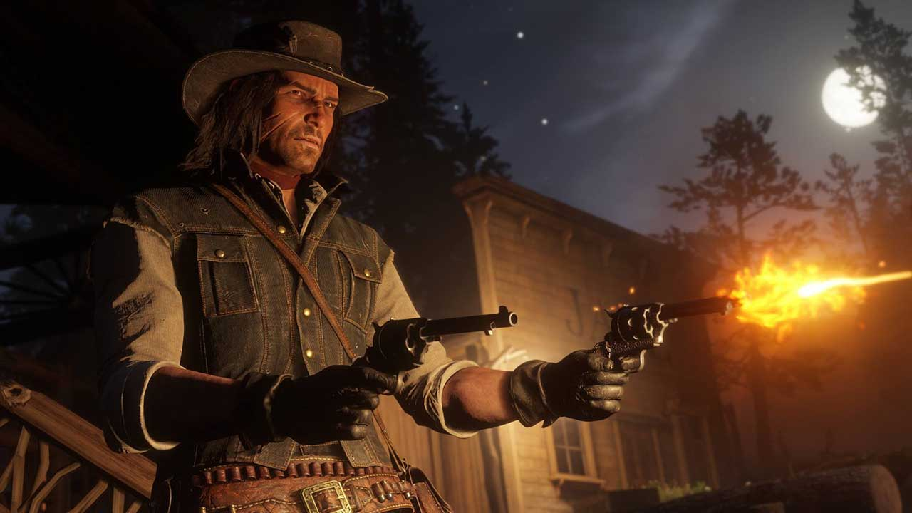Red Dead Redemption 2 How To Play As John Marston Attack Of The