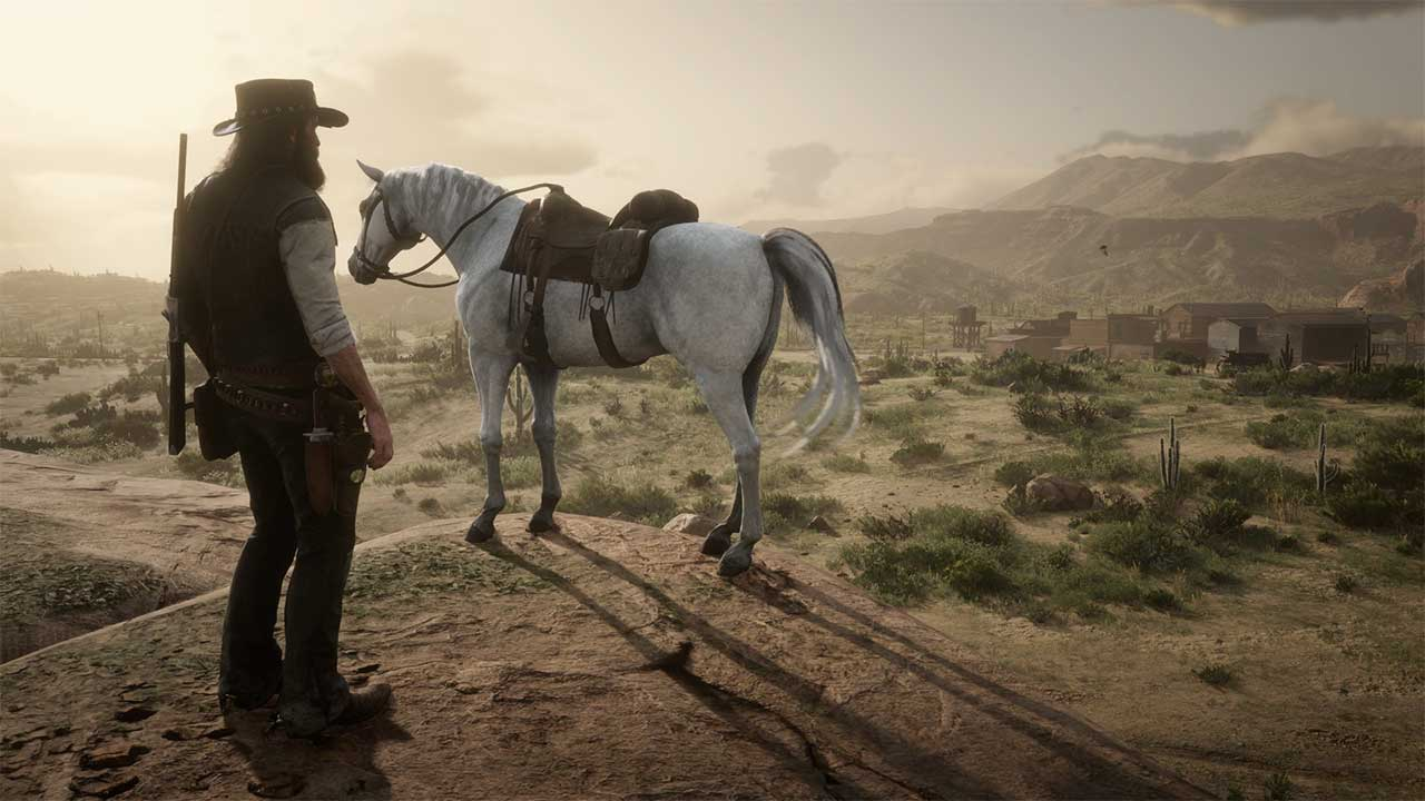 Red Dead Redemption 2: How to Unlock The Superior Horse