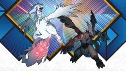 Pokémon Zekrom and Reshiram event