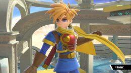 Isaac Super Smash Bros Ultimate