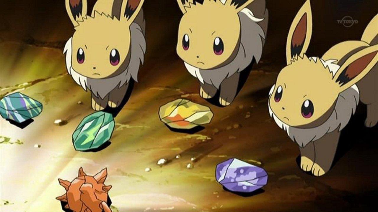 Pokemon-Lets-Go-Eevee-Evolve