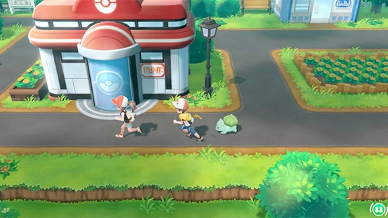 How to Play Two Player Co-Op in Pokemon Let's Go - Attack of