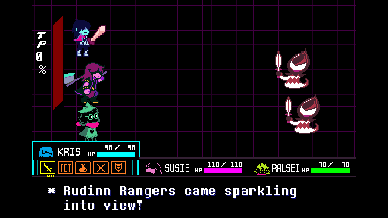Deltarune Chapter 1 Review Attack Of The Fanboy