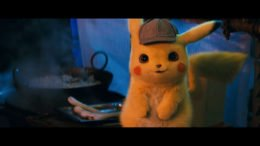 Detective Pikachu movie trailer