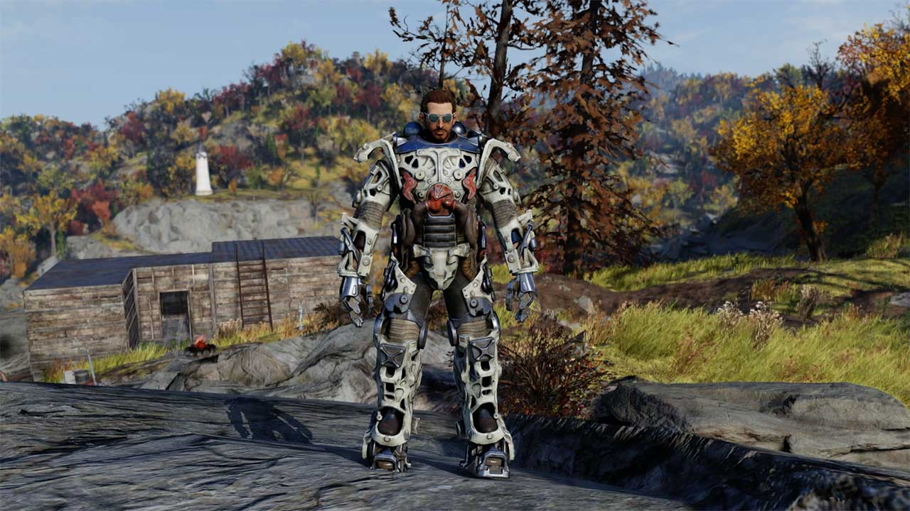 Fallout 76: How to Claim Power Armor - Attack of the Fanboy