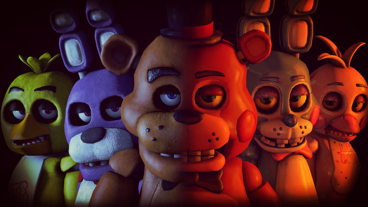 Five Nights at Freddy's Creator Gives Franchise Update