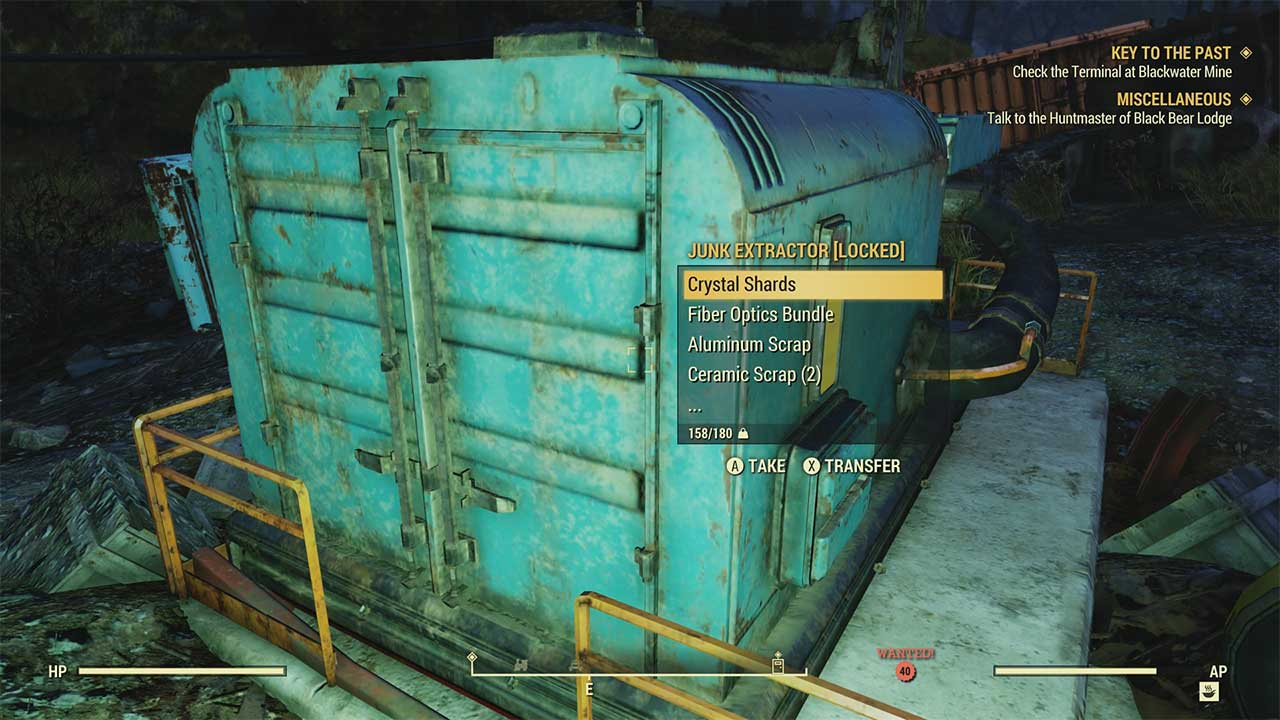 Fallout 76 How to Claim a Workshop & Get Resources - Attack