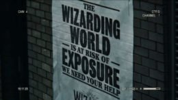 Harry Potter Wizards Unite teaser