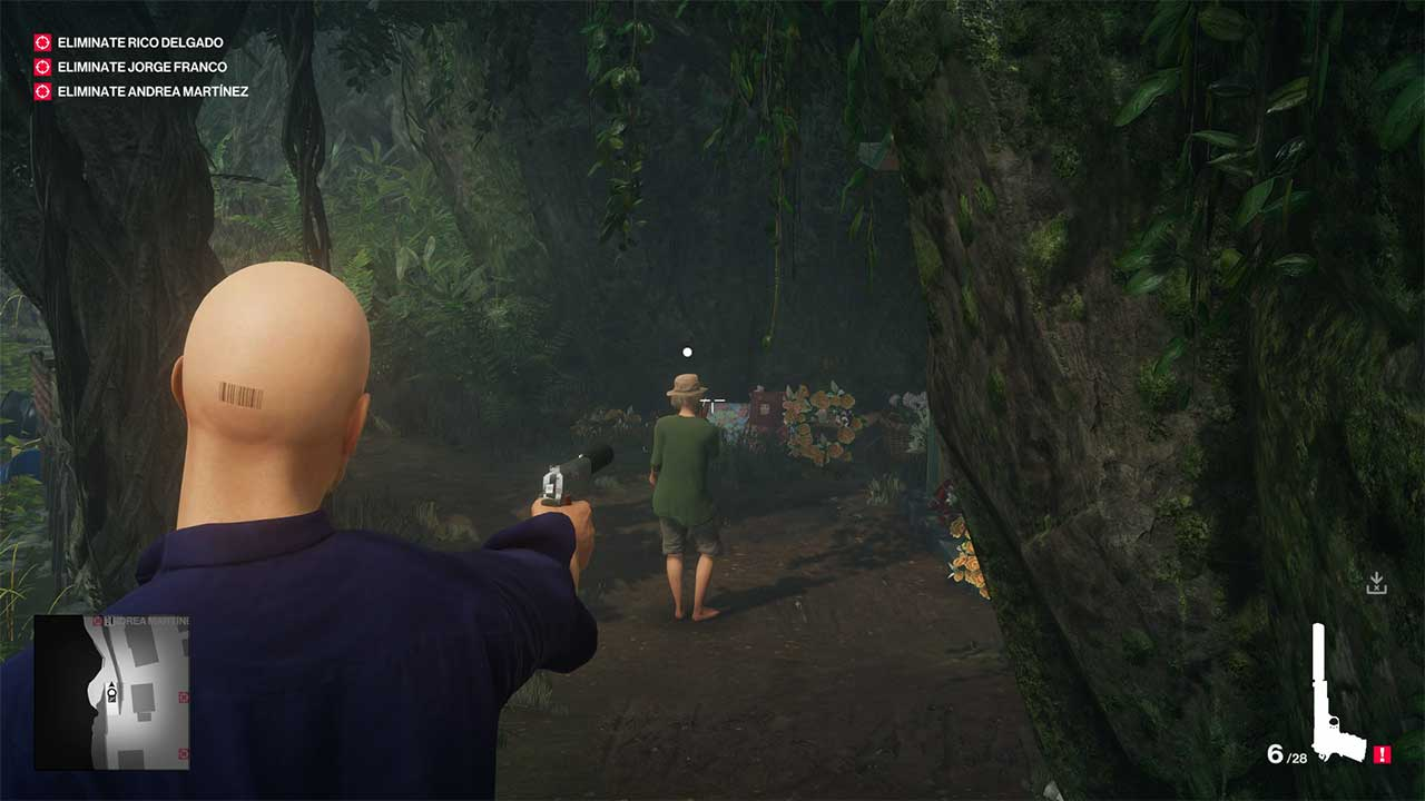 Hitman 2 How To Use Steady Aim Attack Of The Fanboy
