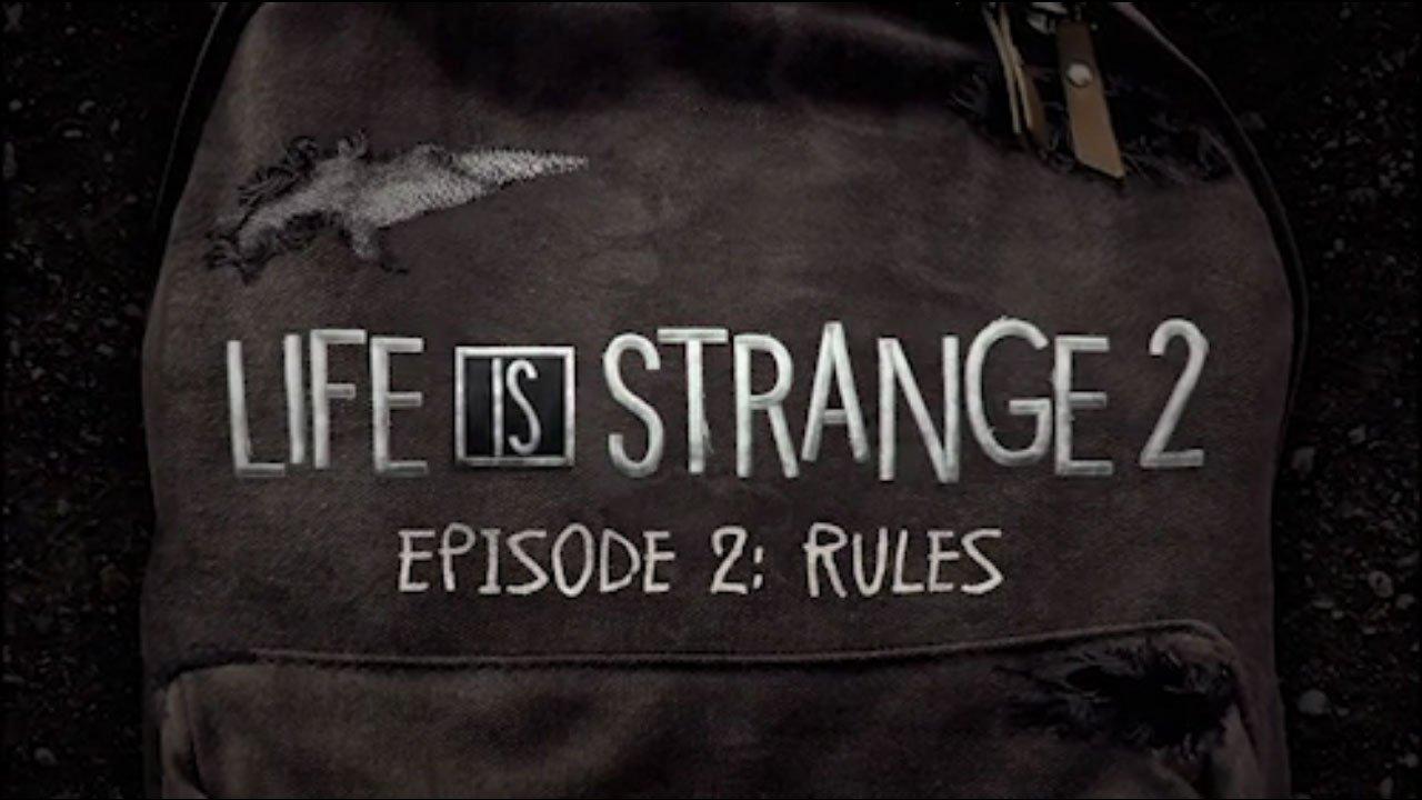 Life is Strange 2 episode 2 release window