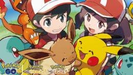 Pokémon Go Let's Go event