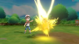Pokémon Let's Go Exclusive Moves