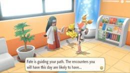 Pokémon Let's Go Fortune Teller
