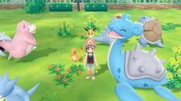 Pokémon Let's Go GO Park