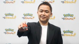 Pokémon Let's Go Junichi Masuda