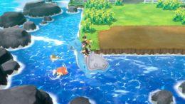 Pokémon Let's Go Lapras