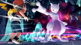 Pokémon Let's Go Mewtwo
