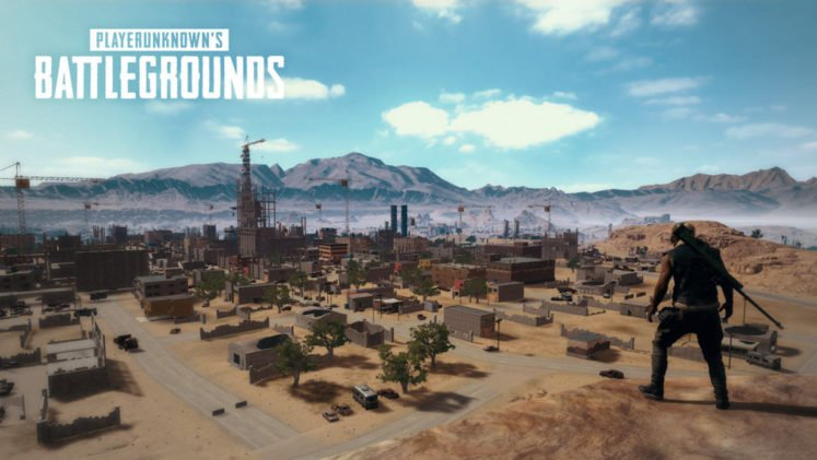 Player Unknown's Battlegrounds PlayStation theme