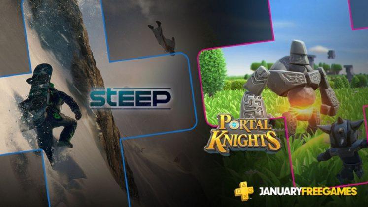 PlayStation Plus January 2019