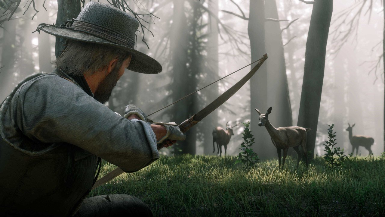 Red-Dead-Online-How-to-Gain-Weight