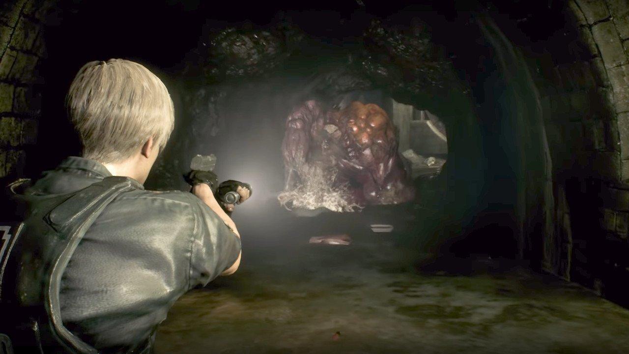 Resident Evil 2 - Leon Trailer