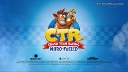 Crash Team Racing Nitro-Fueled reveal