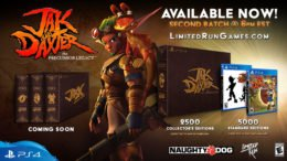 Jak and Daxter PlayStation 4