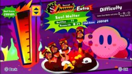 Kirby Star Allies Soul Melter EX