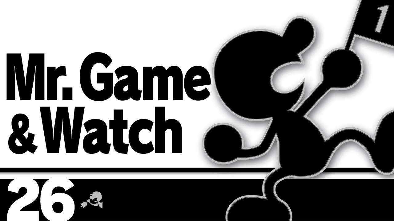 mr-game-watch-how-to-unlock-super-smash-bros