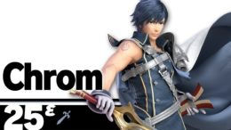 Super Smash Bros. Ultimate Chrom