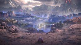 Super Smash Bros. Ultimate World of Light Adventure Mode
