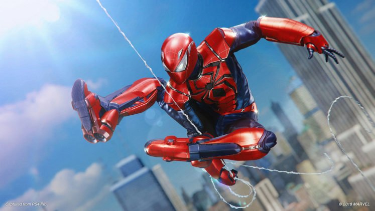 Spider-Man Silver Lining DLC