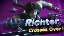 Super Smash Bros. Ultimate Richter