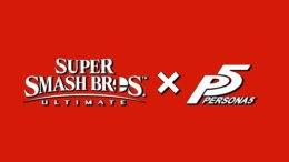 Super Smash Bros. Ultimate x Persona 5