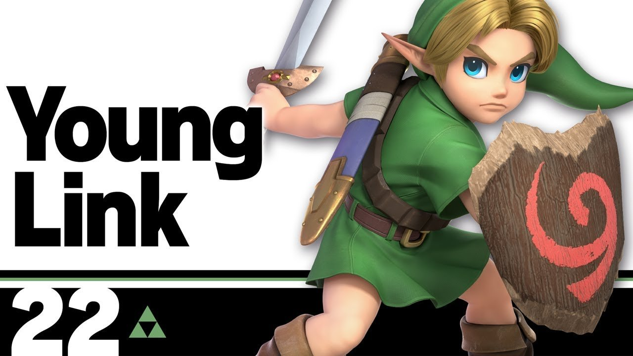 Super Smash Bros. Ultimate Young Link