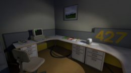 Stanley Parable office