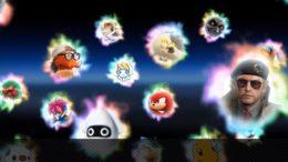 Super Smash Bros. Ultimate more spirits
