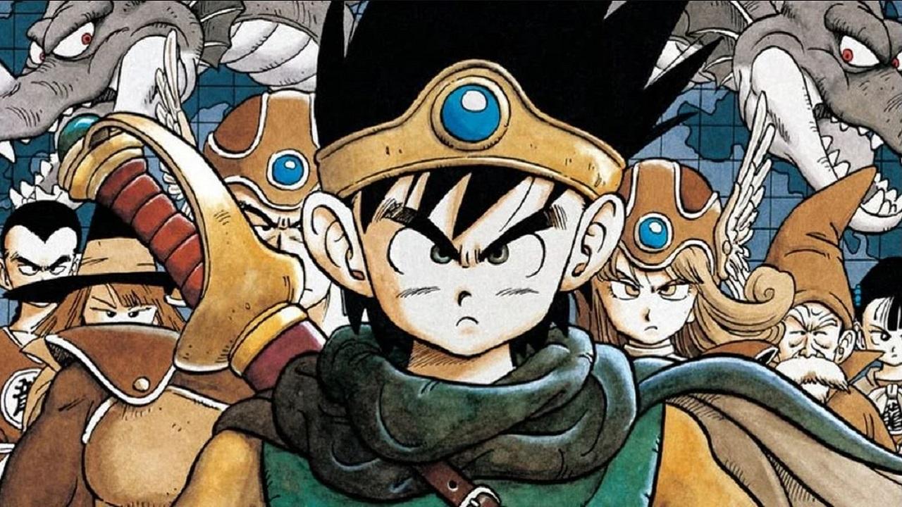Dragon Quest Super Smash