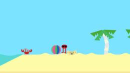 Pikuniku - The Beach