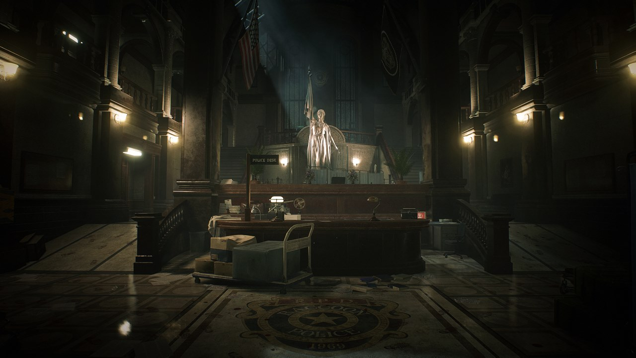 Resident-Evil-2-Remake-How-to-Get-to-the-Clock-Tower