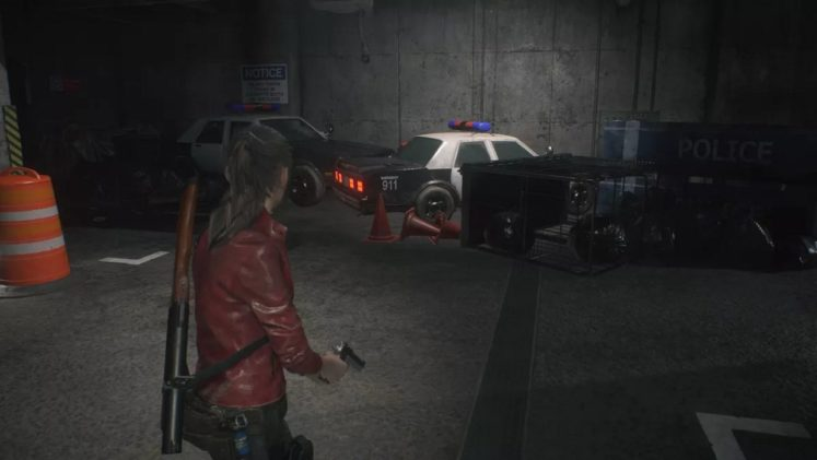 Resident Evil 2 Where To Get The Spade Key Attack Of The Fanboy