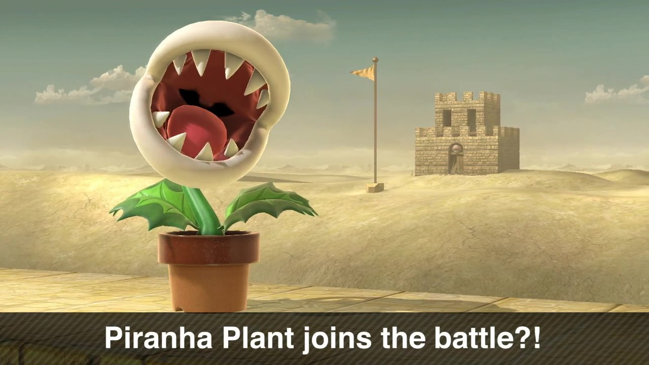 How to Get Piranha Plant in Super Smash Bros Ultimate After Update