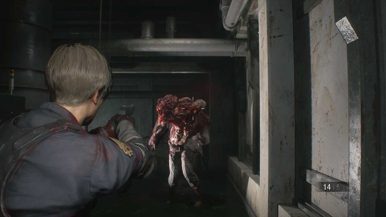 Resident Evil 2 How To Beat Birkin Boss Fight 1 Attack Of The